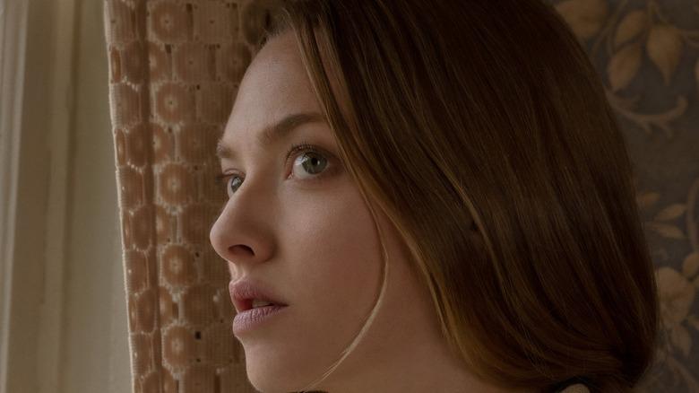 Amanda Seyfried looking pensive in Things Heard & Seen