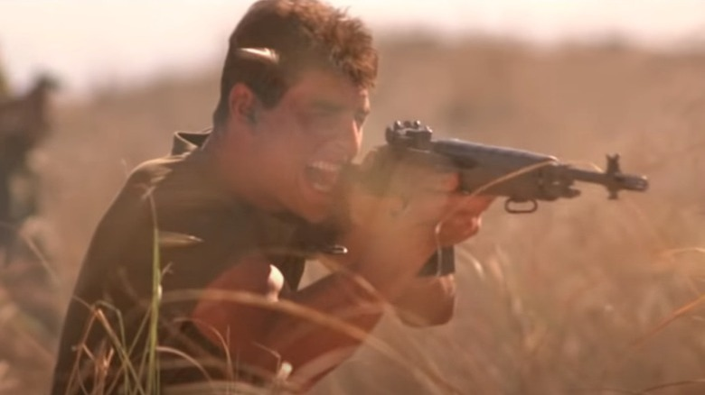 Tom Cruise as Ron Kovic