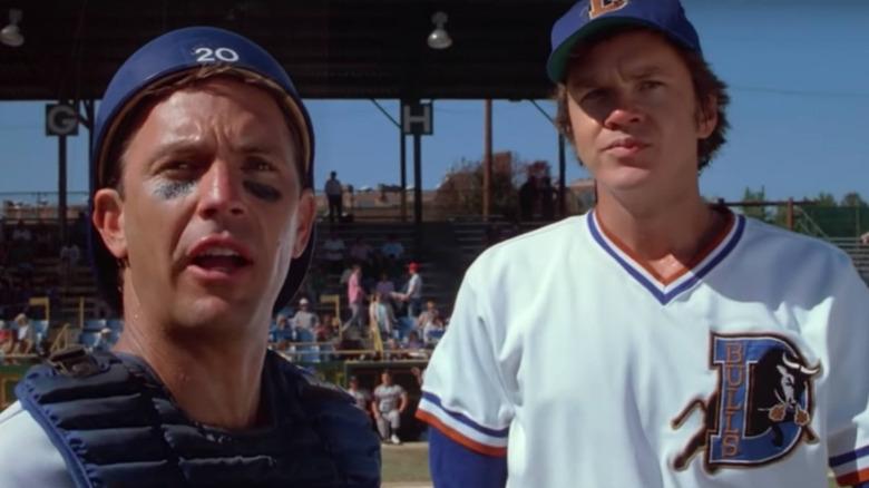Crash Davis Nuke Laloosh baseball field