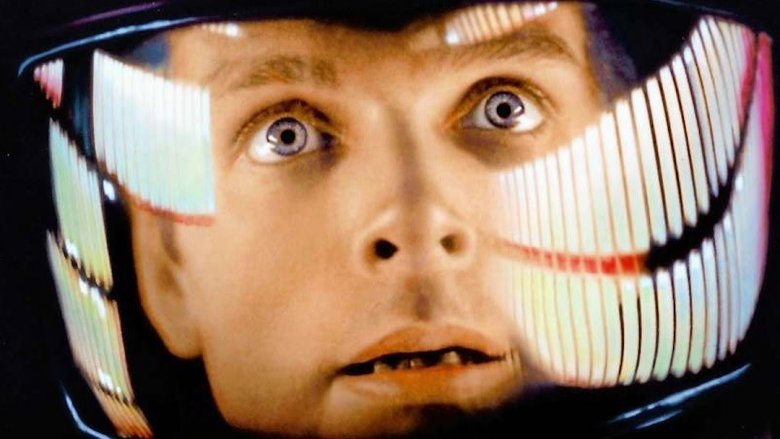 Keir Dullea in 2001 A Space Odyssey