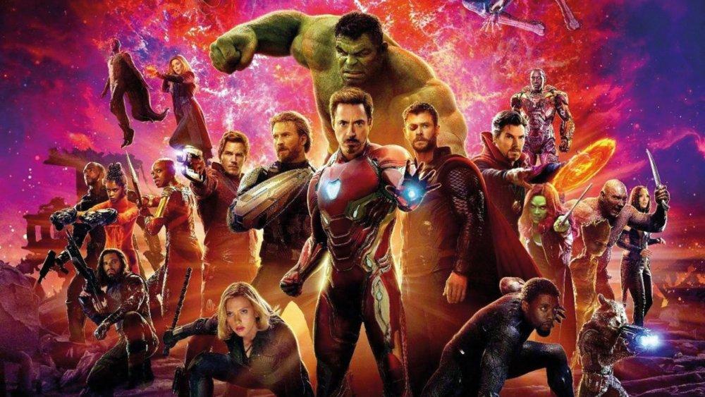 Avengers: Endgame promo image
