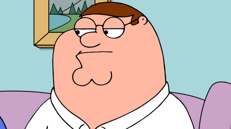 Peter from Family Guy