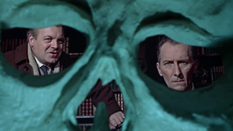 FREE HORROR the-skull-1626804367 40 Best Horror Movies On Hulu [July 2021]