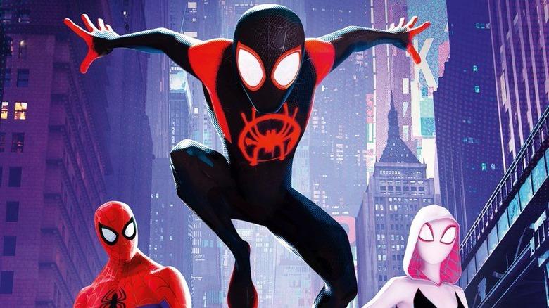 Spider-Man: Into the Spider-Verse International Poster