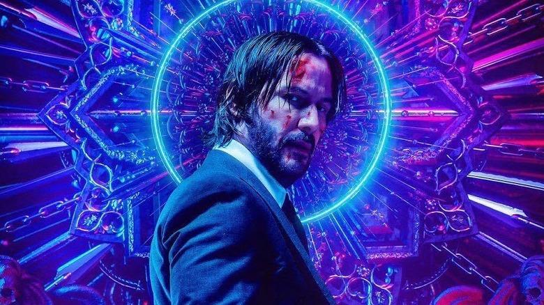 Keanu Reeves in John Wick Chapter 3 Parabellum