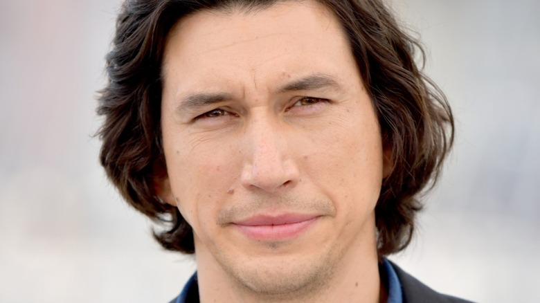 Adam Driver at the Annette Cannes photocall
