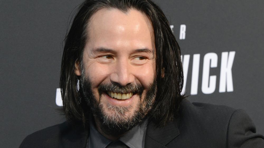 Keanu Reeves is a deadly assassin in John Wick