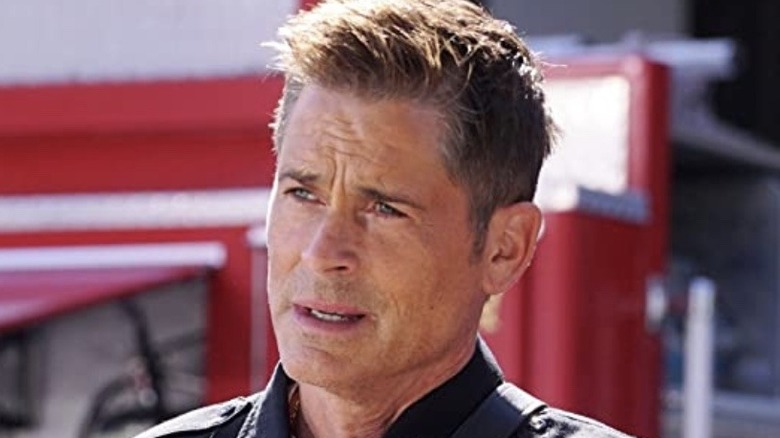 Rob Lowe in 9-1-1 Lone Star