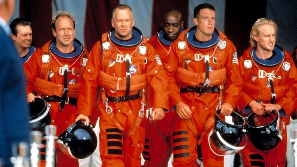 Astronauts in Armageddon