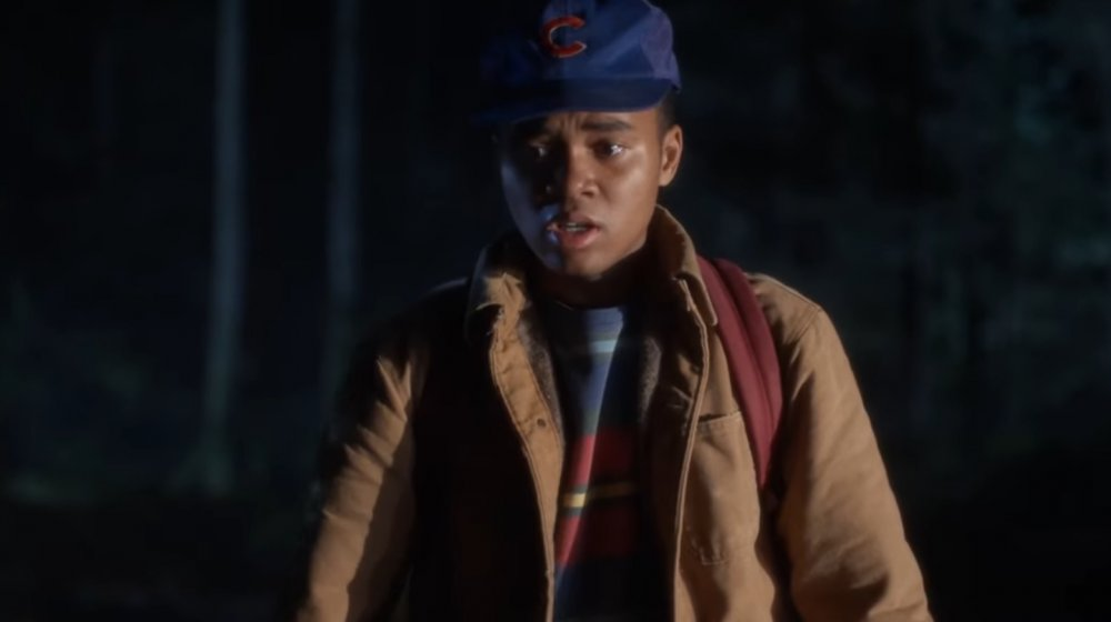 Chosen Jacobs as Charlie on When the Street Lights Go On