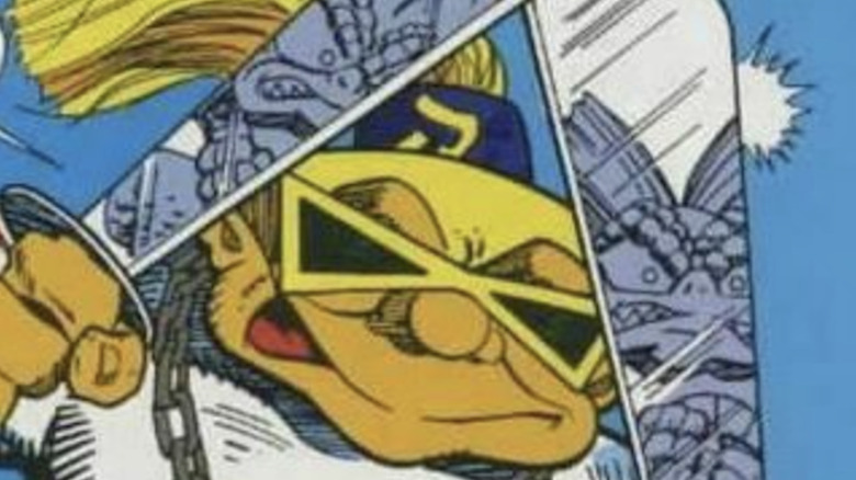 Stone Protectors comic book
