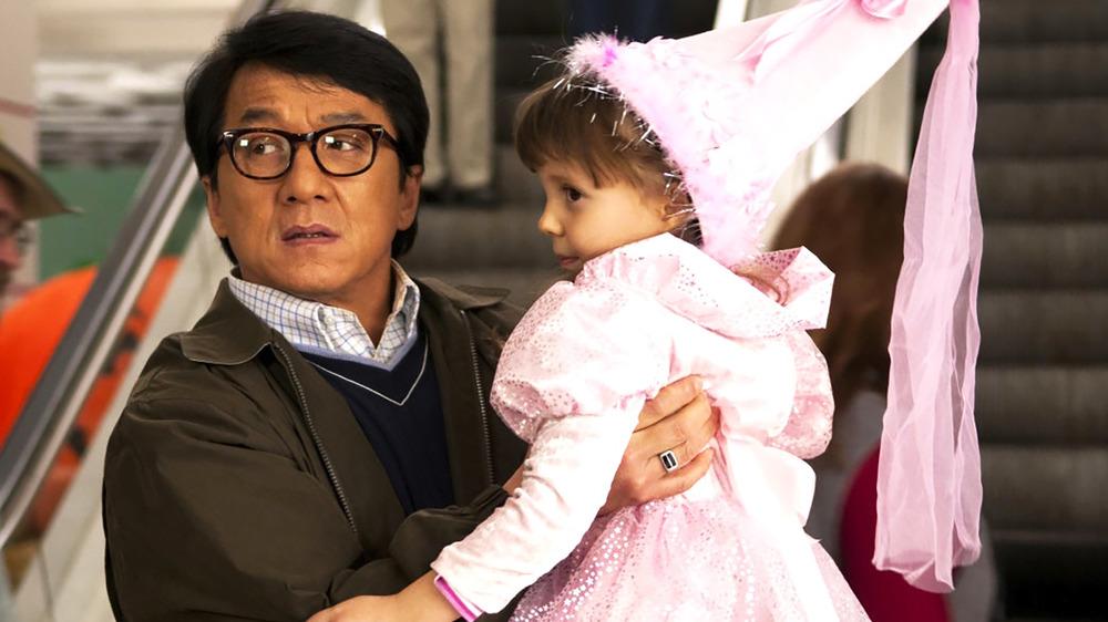 Jackie Chan in The Spy Next Door