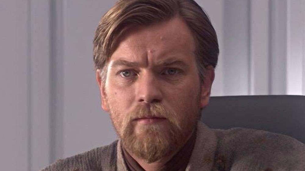 Obi-Wan Kenobi concerned