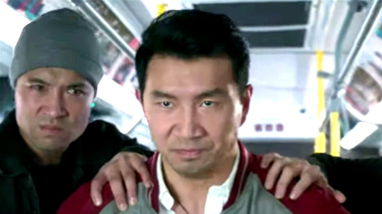 Shang-Chi held back on bus