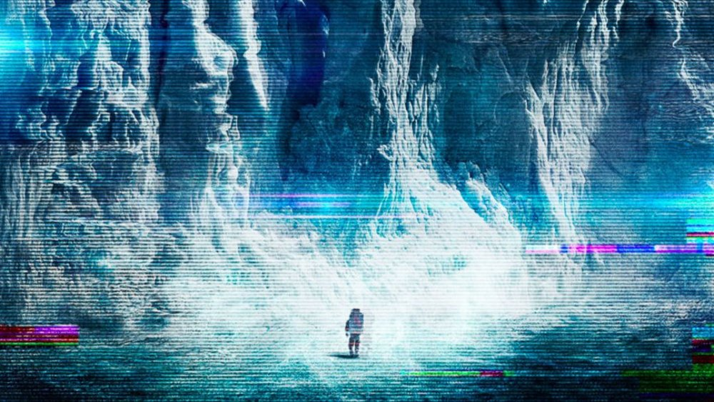 The poster for Europa Report