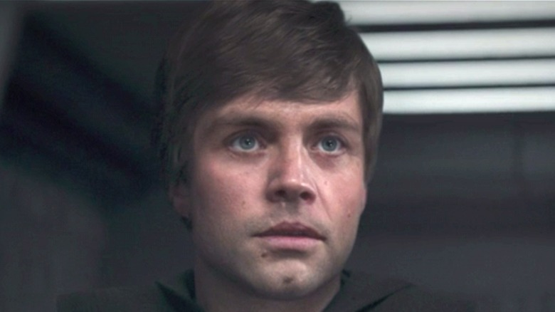 Luke Skywalker headshot