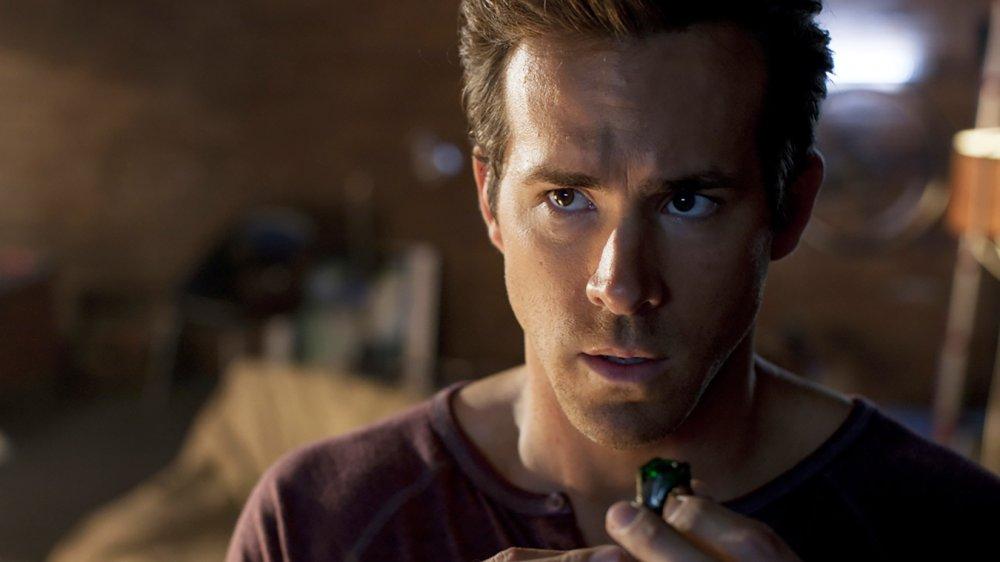 Ryan Reynolds in Green Lantern