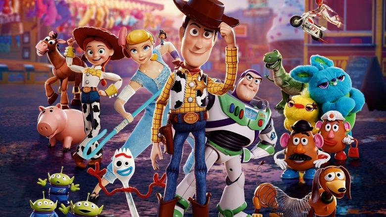 Toy Story 4 promo image