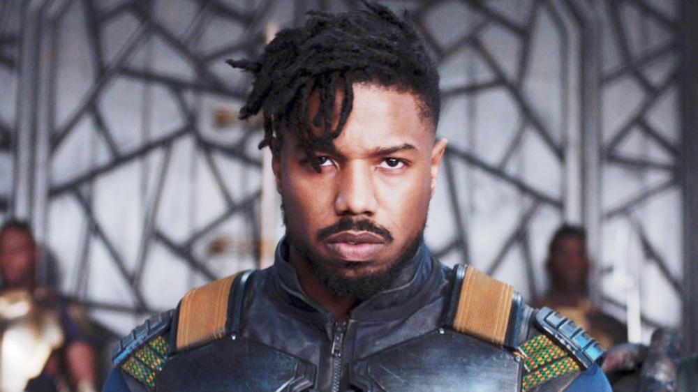 Killmonger Black Panther