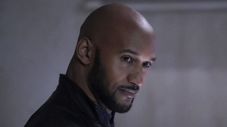 Henry Simmons as Mack on Agents of S.H.I.E.L.D.