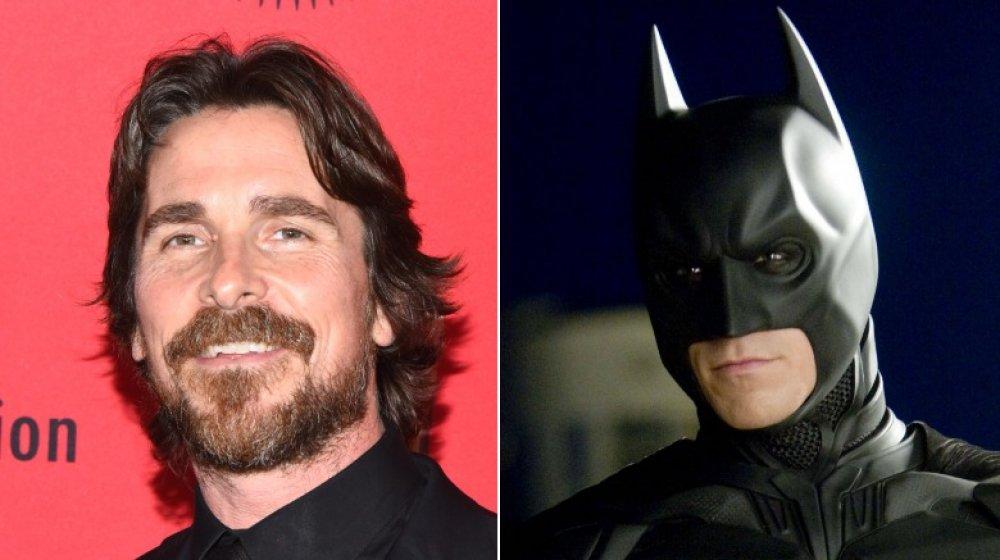 Christian Bale/Batman