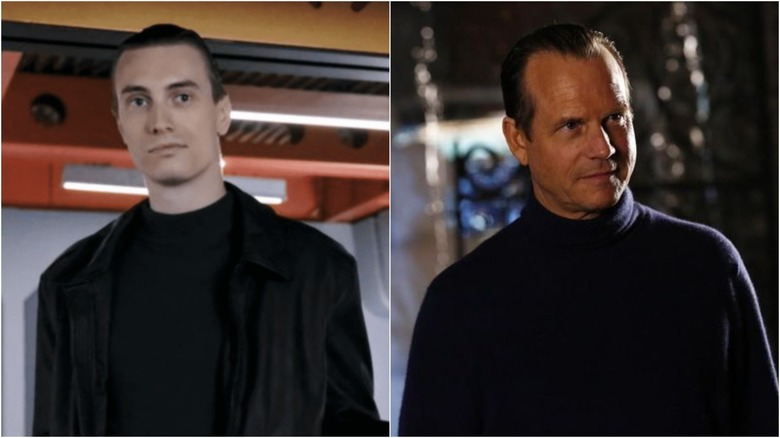 James Paxton and Bill Paxton in Agents of S.H.I.E.L.D.