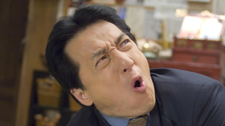 Jackie Chan in Rush Hour 3