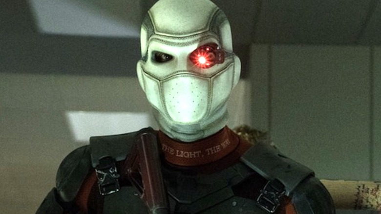 Will Smith as Deadshot