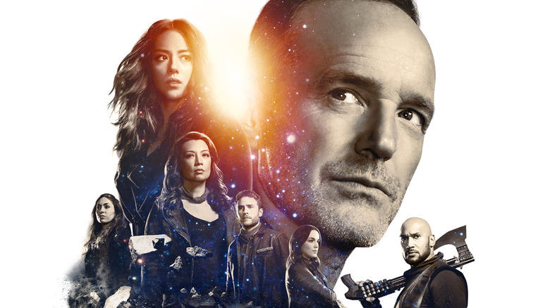 Agents of SHIELD season 5 poster