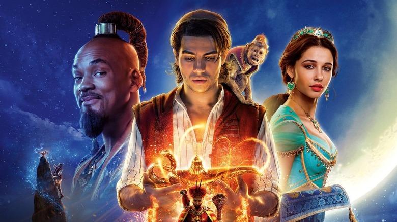 Aladdin poster (2019)