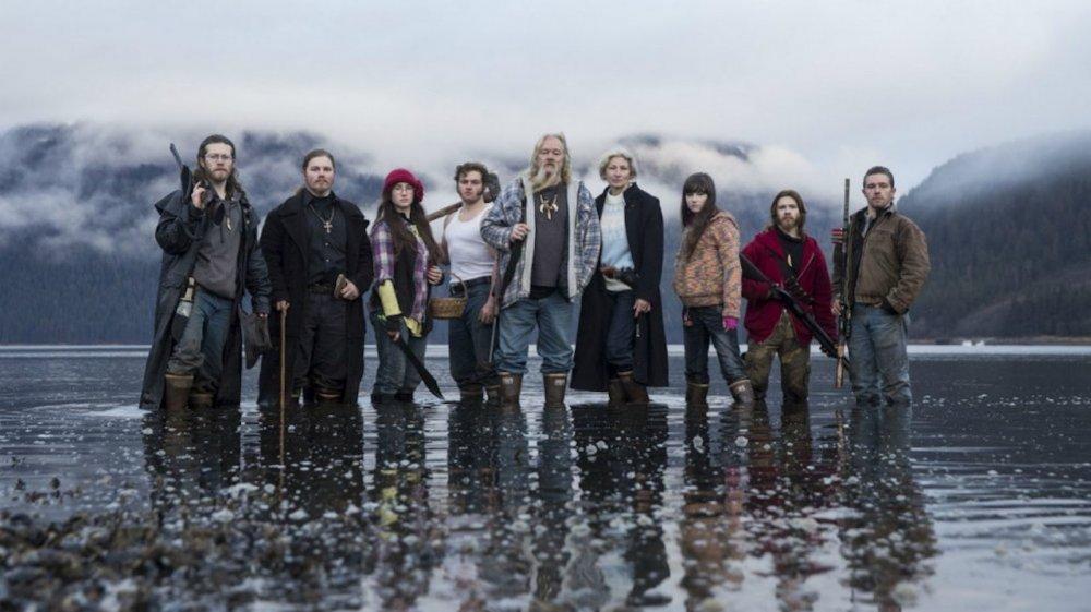 Alaskan Bush People cast