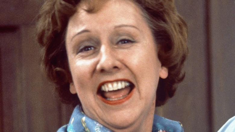 Edith Bunker smiling