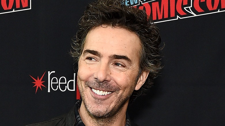 Shawn Levy smiling