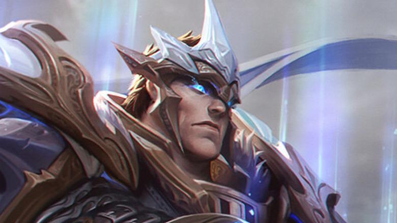 Teamfight Tactics God-King Garen