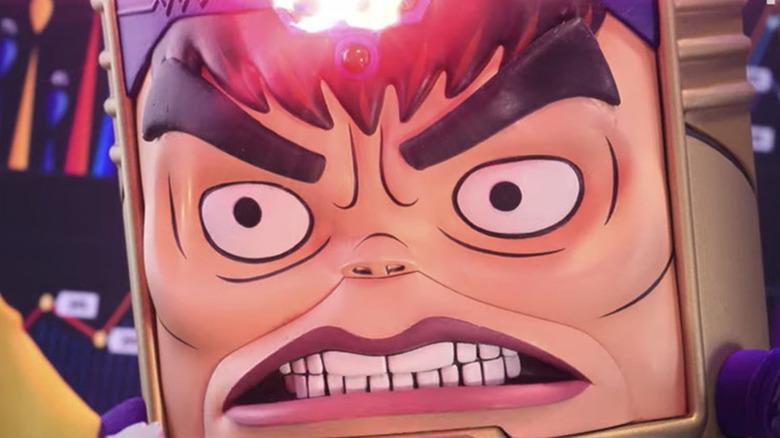 MODOK angry