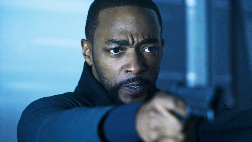 Anthony Mackie on Altered Carbon season 2