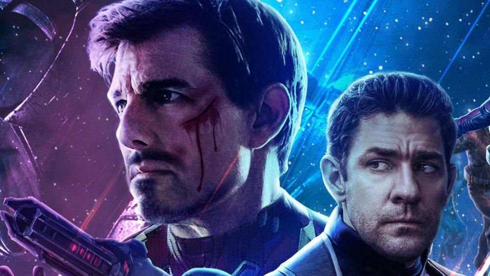 Alternate universe Endgame poster