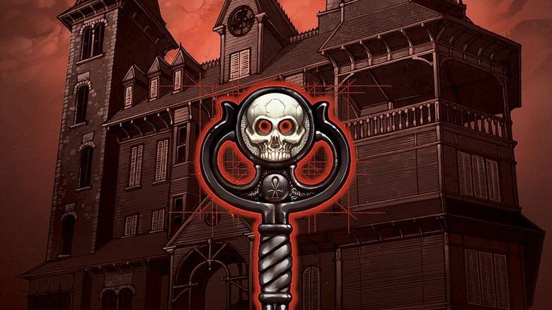 Locke & Key #1 cover