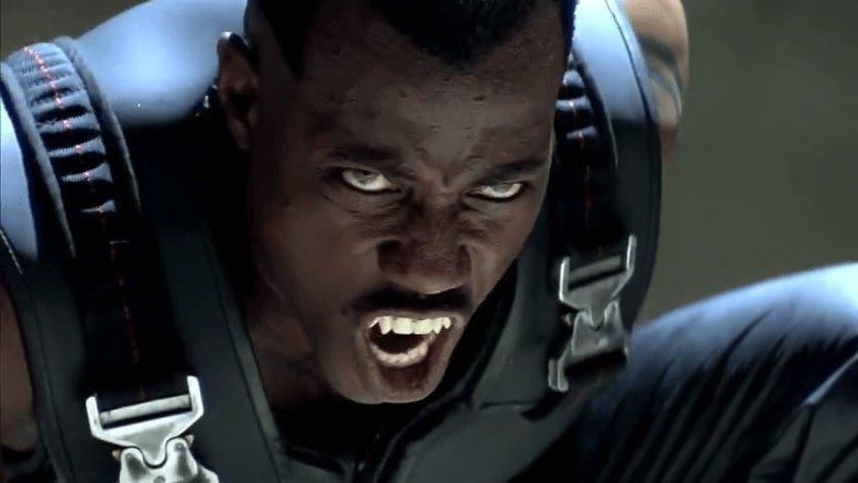 Wesley Snipes in Blade