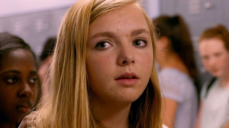 Elsie Fisher as Kayla Day in Eighth Grade