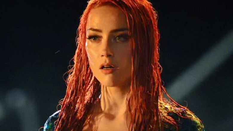 Amber Heard as Mera Aquaman
