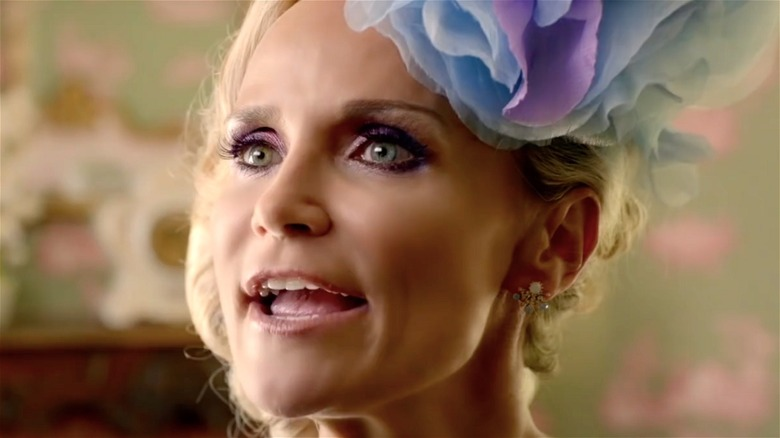 Kristin Chenoweth Easter angry