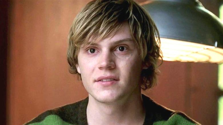 Evan Peters as Tate Langdon