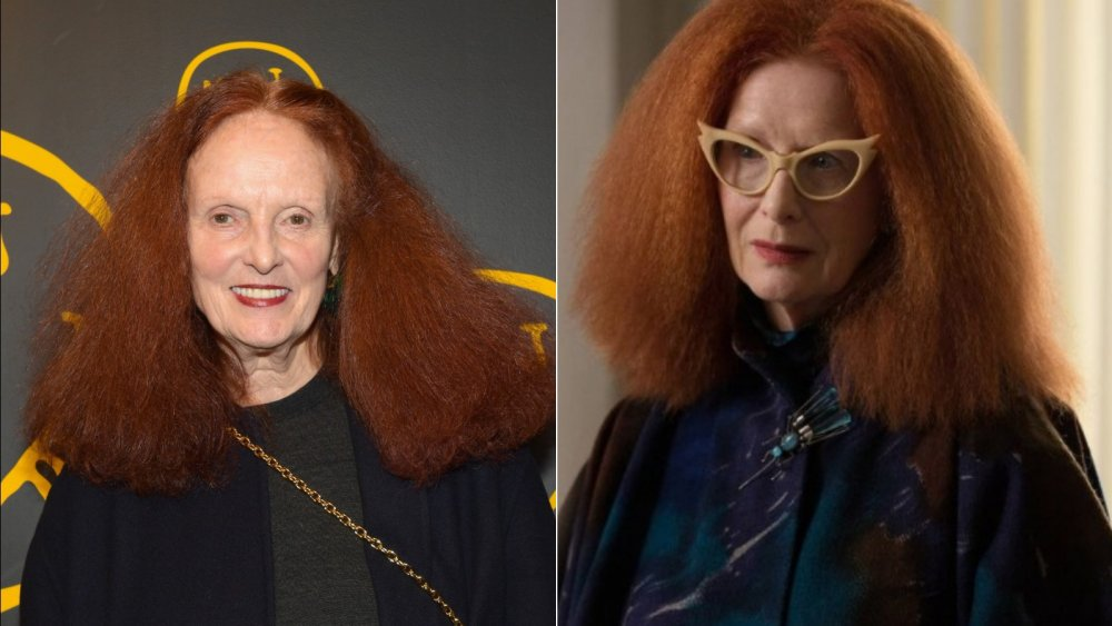 """Left: Grace Coddignton 