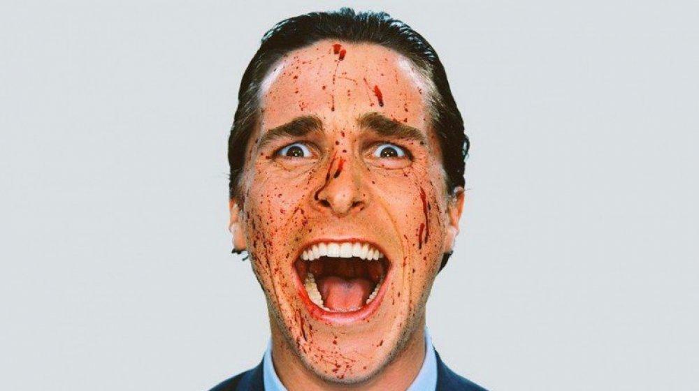 Christian Bale as American Psycho's Patrick Bateman