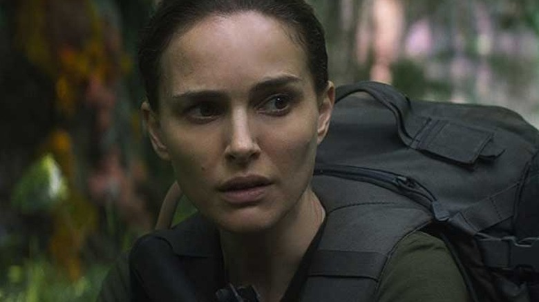 Natalie Portman as Lena in Annihilation