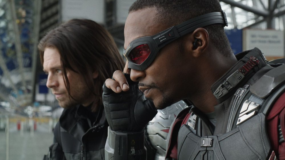 Anthonie Mackie and Sebastian Stan on The Falcon and the Winter Soldier