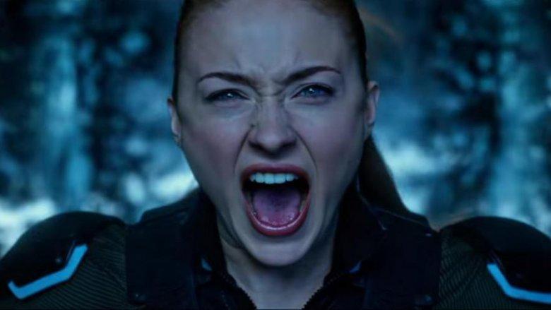 Sophie Turner Jean Grey X-Men Apocalypse