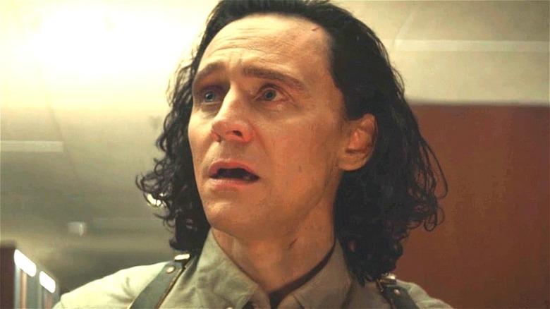 Loki looking sad
