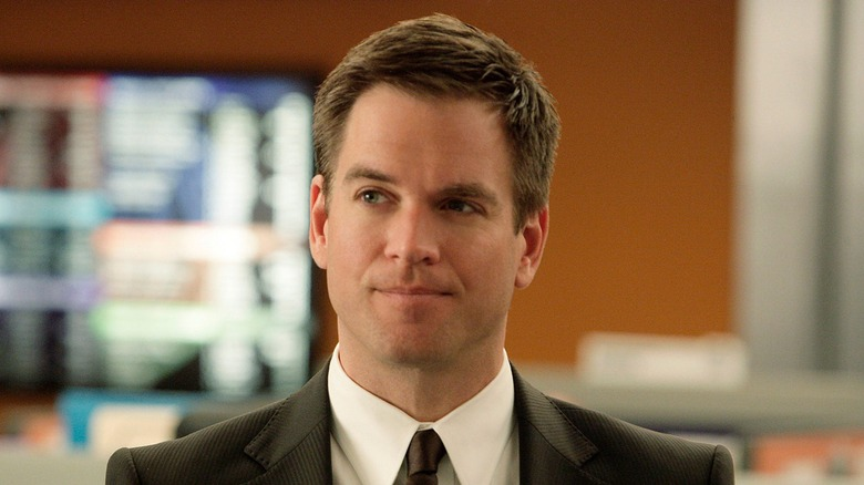 Michael Weatherly as Anthony DiNozzo in NCIS